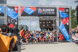 Inschrijving Almere City Run geopend