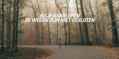 Blijf hardlopen