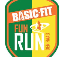 Logo Event stadium FunRun Den Haag datum